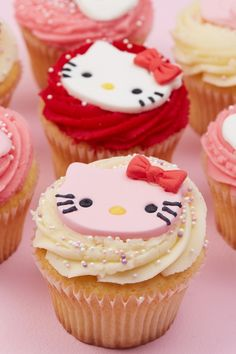 So.... hello kitty used to be my favorite. I kinda want to make these as a flashback