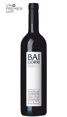 VINO TINTO BAIGORRI MACERACIÓN CARBÓNICA 2011  Vinos Tintos - D.O. Rioja   7.10€   Precio con I.V.A. Incluido  $9.36