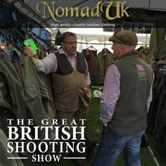 "Philip Wright of Nomad UK and Lee Hurst from The British Shooting Show talking about the ""GROUSE COAT"" lighweight packaway  These are part of a layered system that can be used on the Grouse Moors or Pheasant Shoots. In 22 years of use there has NEVER been a garment returned for failure in waterproofness! Because of the way that the coating seals deep in the base fabric and the ""anti-abrasion finish"" these Grouse coats and Overtrousers have been proven to out-perform and outlive any ""-tex"" in…"