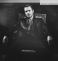 Michael Fassbender...my number one :)