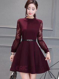 Casual Formal Dresses, Stylish Dresses For Girls, Elegant Dresses, Stylish Outfits, Cute Dresses, Beautiful Dresses, Short Dresses, Dress Casual, Ulzzang Fashion