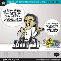 "#ElCartonDelDia para @PurakuraWeb""YO MEJOR RENUNCIABA"" @miseleccionmx@RicardoALaVolpe #Lavolpe @LavolpeSoy"