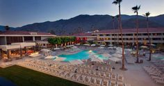 Coachella Hotel Travel Packages