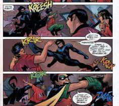 Dick Grayson!