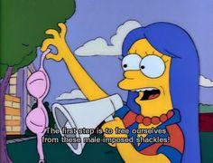 How Marge Simpson Raised Springfield's Favorite Feminist: LISA