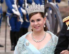 La Gran Duquesa María Teresa de Luxemburgo #royals #royalty #luxembourg