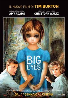 Big Eyes-Tim Burton