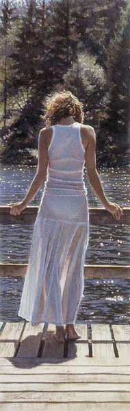 Like Diamonds in the Sun By Steve Hanks