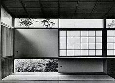 Residencia Tange, Tokyo_Kenzo Tange