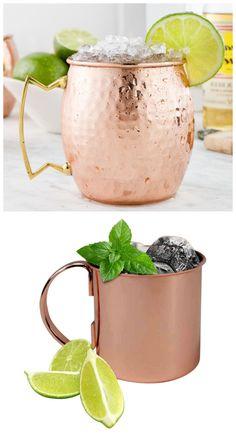 Copper Mug - heat insulation
