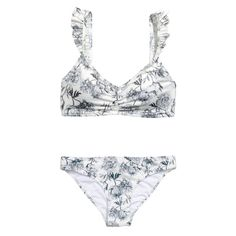 Treat yourself to a new swimsuit this spring and summer. We've got 30 styles we love that look amazing on (like this ruffled bikini from H&M).