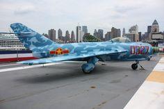 Mig-15 Blue Camo