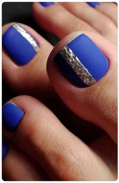Santa Nails, Pedicure Nail Art, Toe Nail Designs, Sexy Toes, Toe Nails, Pedicures, Feet Nails, Toenails, Toe Polish