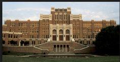 Central High School, school of Little Rock Nine
