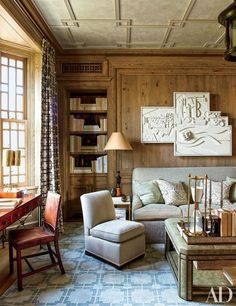 A Stunning Hamptons House with Modern-Meets-Victorian Interiors Photos   Architectural Digest