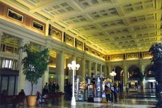 Waterfront Station, Vancouver, British Columbia www.stephentravels.com
