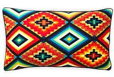 12x20 Aztec Pillow,