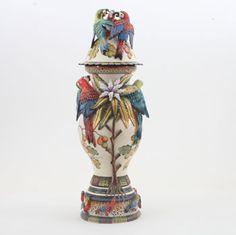 Ardmore Ceramics: Bird Urn