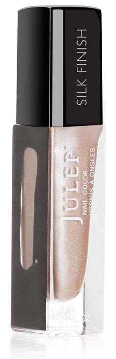 Noelle from Julep is a silk finish polish good for any season