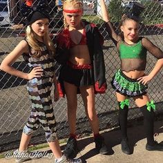 Added by #hahah0ll13 (2016) Dance Moms Brynn, JoJo, and Mackenzie
