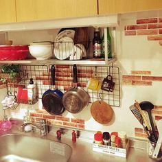 Lifehacks For Your Small Kitchen Kitchen On A Budget, Diy Kitchen, Kitchen Dining, Kitchen Decor, Kitchen Space Savers, Japanese Apartment, Lifehacks, Kitchen Organisation, Home Planner