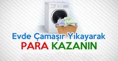 Evde Çamaşır Yıkayarak Para Kazanma Ek Gelir Elde Etme - http://hobiteyze.com/evde-camasir-yikayarak-para-kazanma-ek-gelir-elde-etme.html