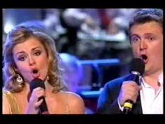 O Holy Night Katherine Jenkins and Aled Jones SoP 25th Dec 05 - YouTube