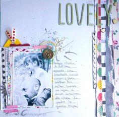 "Layout ""Lovely"""