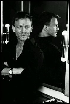 "Daniel Craig.........I CAN REMEMBER THE CONTROVERSY OVER THE INDUSTRY NOT WANTING HIM AS ""OO7"" - ""NOT THE RIGHT TYPE""..........IRONIC  - HE'S PROVEN TO BE A FAVORITE.........JUST SHOWS TO GO YOU, HUH???..............ccp"