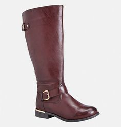 Shop trendy new tall boots in wide widths like the plus size Peyton Studded Tall Boot available online at avenue.com. Avenue Store