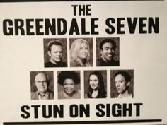 The Greendale Seven. #community