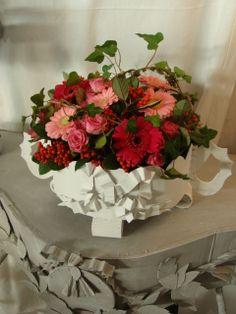 Coupe fleurs.