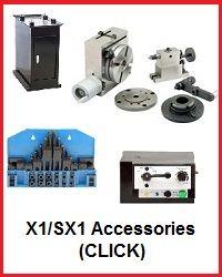 SIEG SX1L Mill