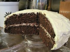 Milk Allergy Mom: Milk and Egg Free Cake