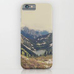 Mountain+Flowers+iPhone+&+iPod+Case+by+Kurt+Rahn+-+$35.00