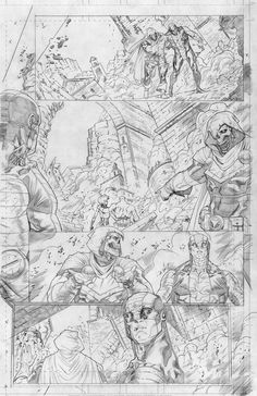 Jorge Molina Manzanero - Avengers initiative pg4