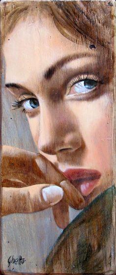 Tutt'Art@ | Pittura * Scultura * Poesia * Musica |: Lucia Coghetto ~ La nebbia dei ricordi | VideoArt