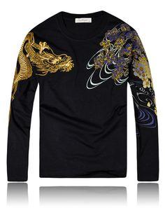 Dragon Design T-shirt #dragon #design #tshirt