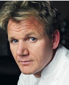 I love Gordon Ramsey