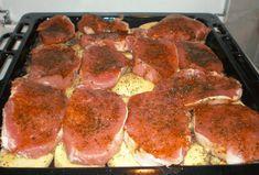 To z pozoru banalne danie z pewnością Wam zasmakuje. Steak, Beef, Cooking, Ethnic Recipes, Janus, Easy Meals, Chef Recipes, Meat, Kitchen