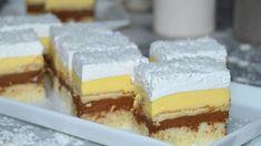prajitura-craiasa-zapezii Food Cakes, Homemade Cakes, Vanilla Cake, Tiramisu, Cake Recipes, Cheesecake, Food And Drink, Sweets, Cooking
