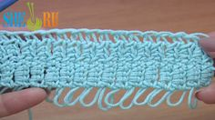 Learn How to Complete Hairpin Strip No Yarn Needed Tutorial 26 We invite you to visit https://www.sheruknitting.com/ There are over 800 video tutorials of crochet and knitting in different techniques. Also, you can see unique authors' design in these tutorials only on a website at https://www.sheruknitting.com/  Enjoy all you get from a membership:1.No advertising on all tutorials 2.Valuable in different devices 3.Step by step and detailed video tutorials 4.New courses added every week