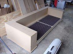 Modern DIY Sofa – Eric Dalpiaz