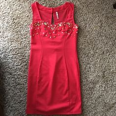 Party dress Never worn. New with out tags. 30 inches long 14 inches bust. Boutique Dresses Mini
