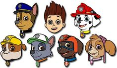 Image result for paw patrol clipart images