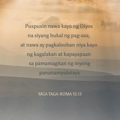 11 Best tagalog bible verse images in 2018   Bible, Bible