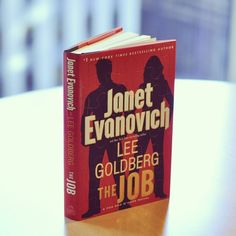 "Janet Evanovich and Lee Goldberg's THE JOB is on sale today, which means charming con man Nicolas Fox and FBI agent Kate O'Hare are about to drive each other crazy. . . again! bit.ly/1uDOIC8   ""Pure action and entertainment…with its taut action sequences and globe-spanning storyline, THE JOB has everything that a reader can ask for."" (Examiner.com). Growing Up Book, Books To Read, My Books, Janet Evanovich, Book Nerd, Hare, Bestselling Author, Book Lovers, Book Worms"