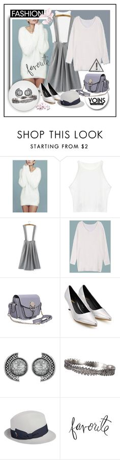 """""""My Favorite Jumper"""" by ul-inn ❤ liked on Polyvore featuring Heidi Swapp and yoins"""