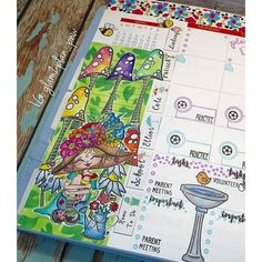 A closer look. Shops tagged in the photo  #plannergeek #plannerlove #fussycutting #plannergirl #plannernerd #lovemylimelife #limelifeplanner #kikkikplanner #kikkik #pengemstravel #pengems #lawnfawnstamps #mybestiestamps #distressink #stencils #StudioL2E #studiol2emarchrelease2016 #weeklylayout #plannerlayout #plannerlove #planneraddict
