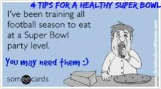 Check out these #healthy #SuperBowl Tips!  http://christinambove.com/4tipsforahealthysuperbowl